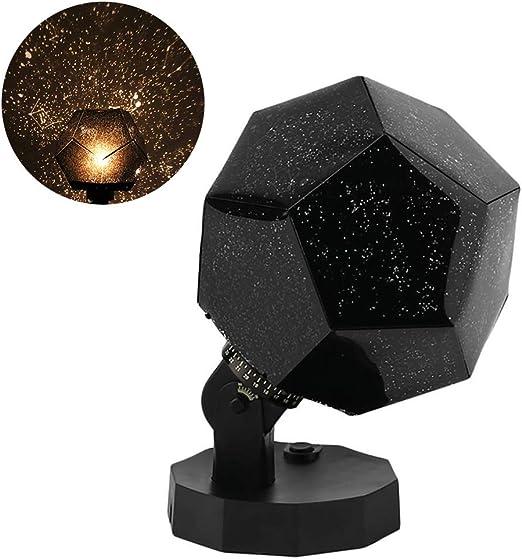 1PC DIY ciencia cielo proyección noche luz habitación decoración ...