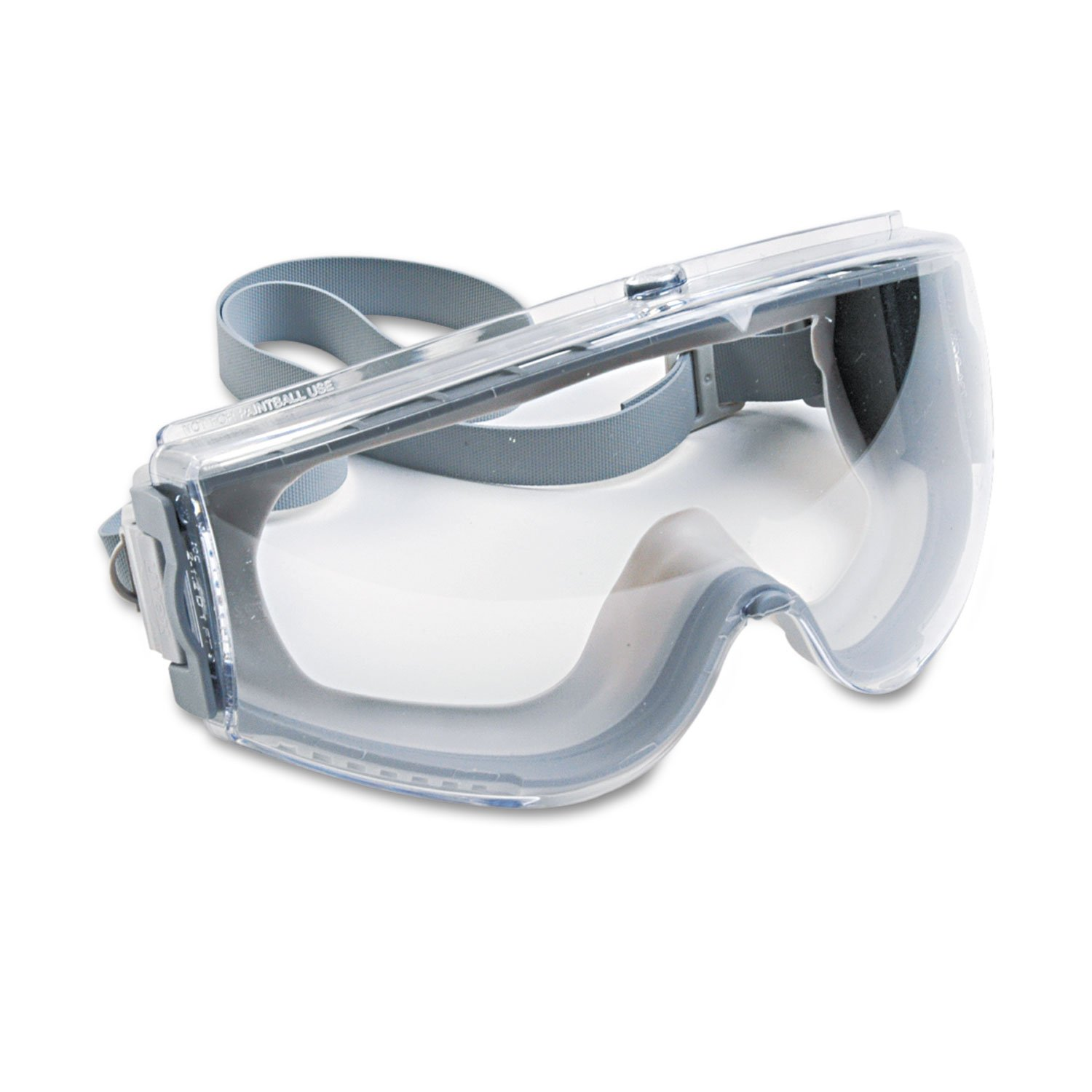 Uvex Stealth Safety Goggles with Uvextreme Anti-Fog Coating (S3960C) by Uvex