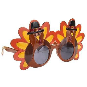 Amazon.com: Gafas de sol turcas, gafas de Acción de Gracias ...