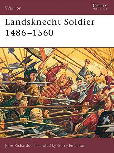 Landsknecht Soldier 1486–1560 (Warrior)