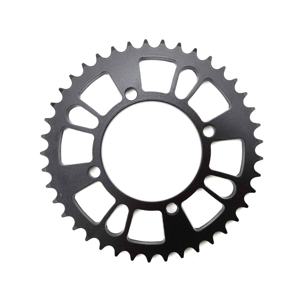 XLYZE 428 76mmm 41T Rear Chain Sprocket Fit 125cc 140cc SDG Demon SSR YCF GIO Pit Dirt Bike