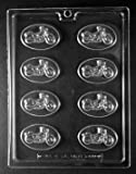 MOTORCYCLE PIECES CHOCOLATE CANDY MOLD