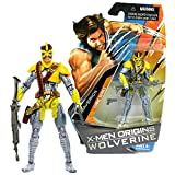 marvel origins game - Marvel Year 2009 X-Men Origins Wolverine Series 4 Inch Tall Action Figure - Comic Series MAVERICK with Rifle and Gun