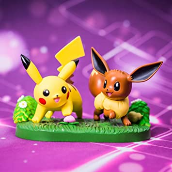 GZW001 Estatuilla de Juguete Pokémon Estatua de Juguete ...