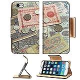 Luxlady Premium Apple iPhone 6 iPhone 6S Flip Pu Leather Wallet Case IMAGE ID 31179056 old Sovietground close up