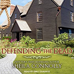 Defending the Dead Audiobook