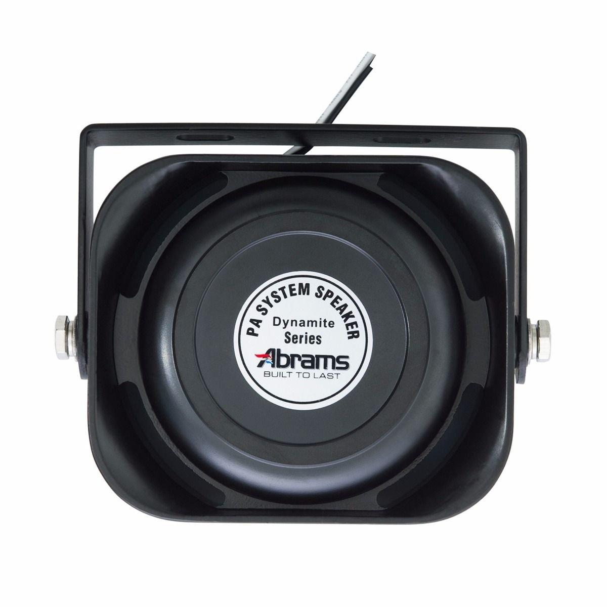 Abrams SLS-100 Slim Siren Speaker, 100W, 5.5'' Height, 2'' Length, 5.9'' Width by Abrams (Image #2)