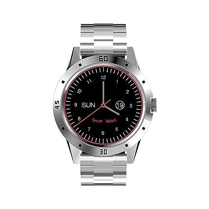 diggro di02 - Smartwatch con sensor de frecuencia cardíaca ...