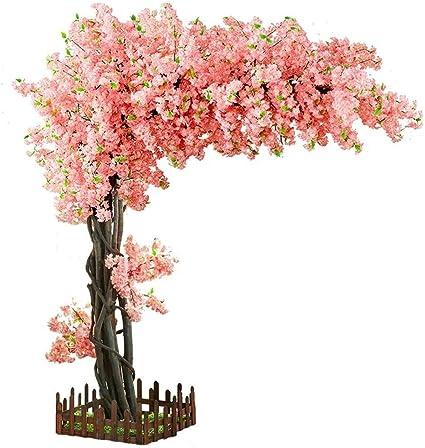 Decoratieve Kunstplanten Kunstmatige Kersenboom Nep Boom Binnen Grote Woonkamer Simulatie Boom Kers Boom Woonkamer Hotel Bruiloft Decoratie Wensboom Decoratieve Kunstmatige Bomen Amazon Nl