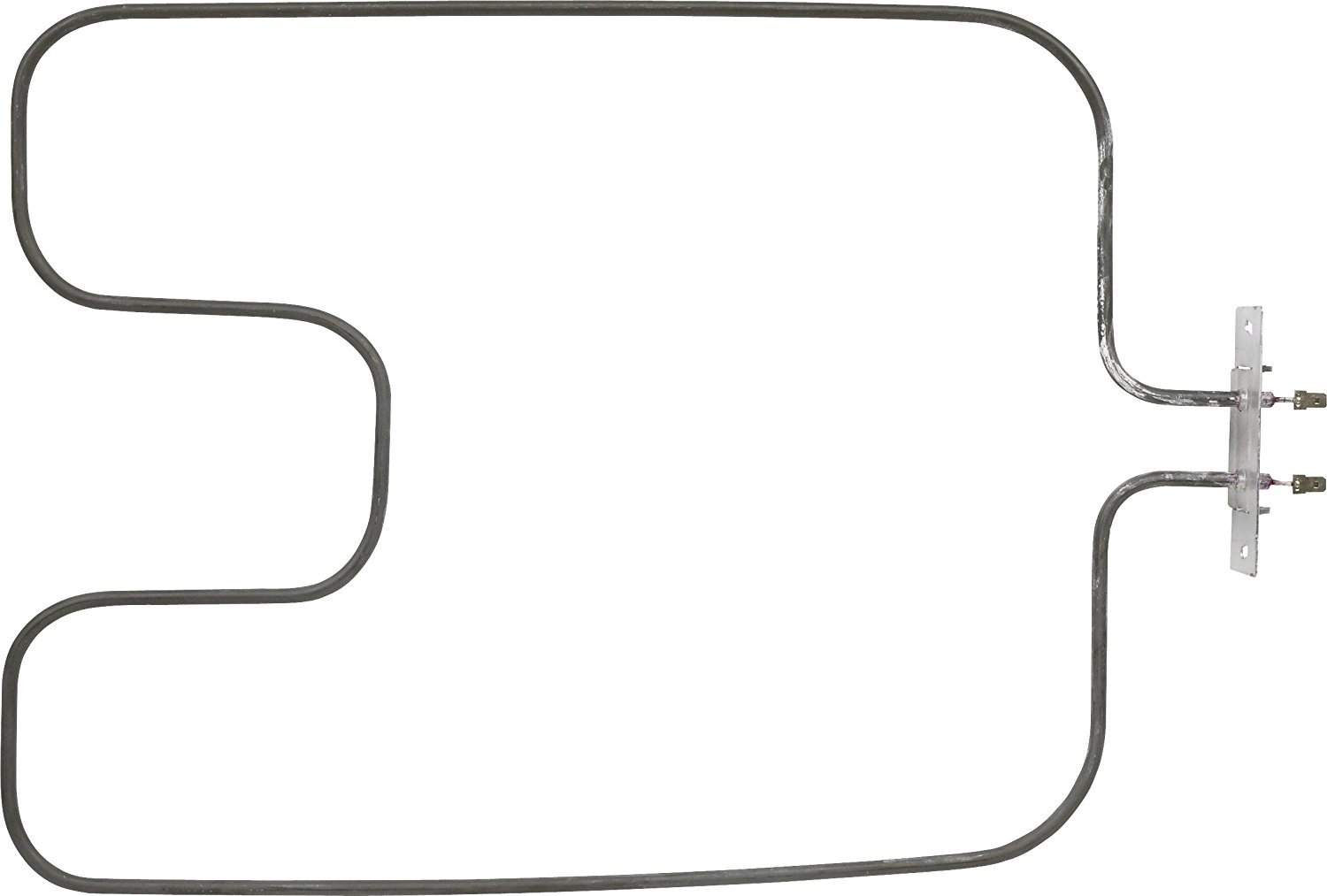 Edgewater Parts 5309950887 Oven Bake Element with Push-On Terminals 240V Compatible with Frigidaire, Kenmore, Tappan, and more