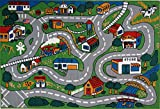 Fun Rugs Fun Time Country Fun Novelty Rug, 31 x 47