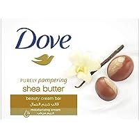 Dove Shea Butter Katı Sabun 100 gr 1 Paket (1 x 100 g)