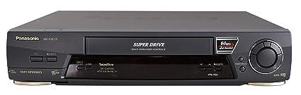 Panasonic NV-FJ 610 VHS-Videorekorder