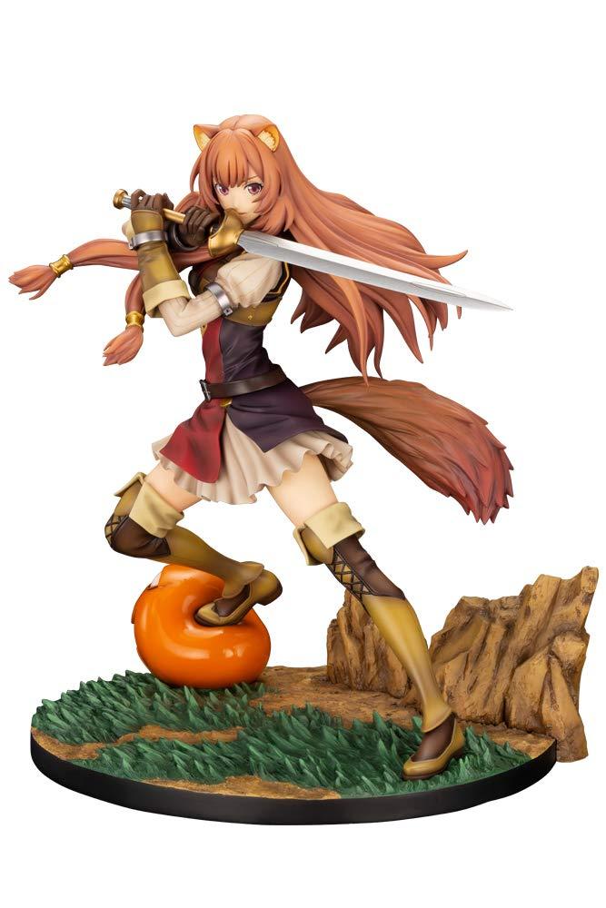 419 Kotobukiya The Rising of the Shield Hero Raphtalia 1//7 Scale Figure