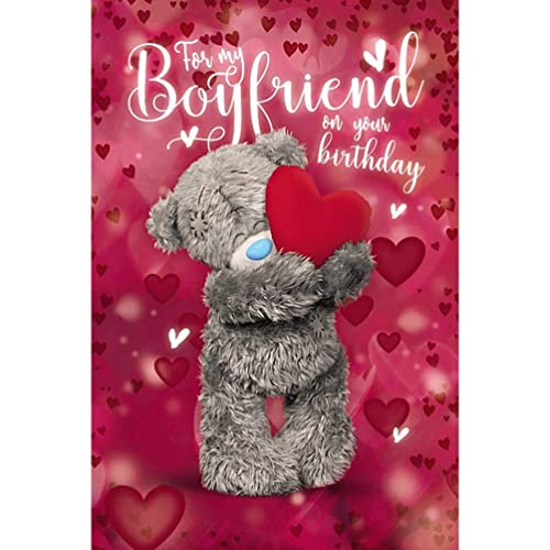 Me To You Tatty Teddy 3D Holographic Card