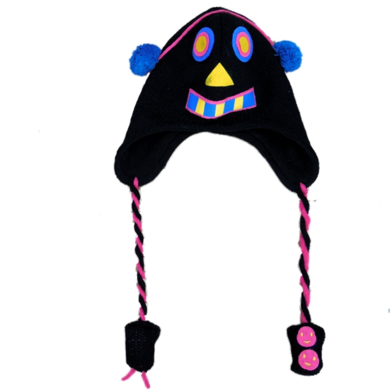 Manhattan Hat HAT レディース US サイズ: One Size Fits Most カラー: ブラック   B00CTBKU2G
