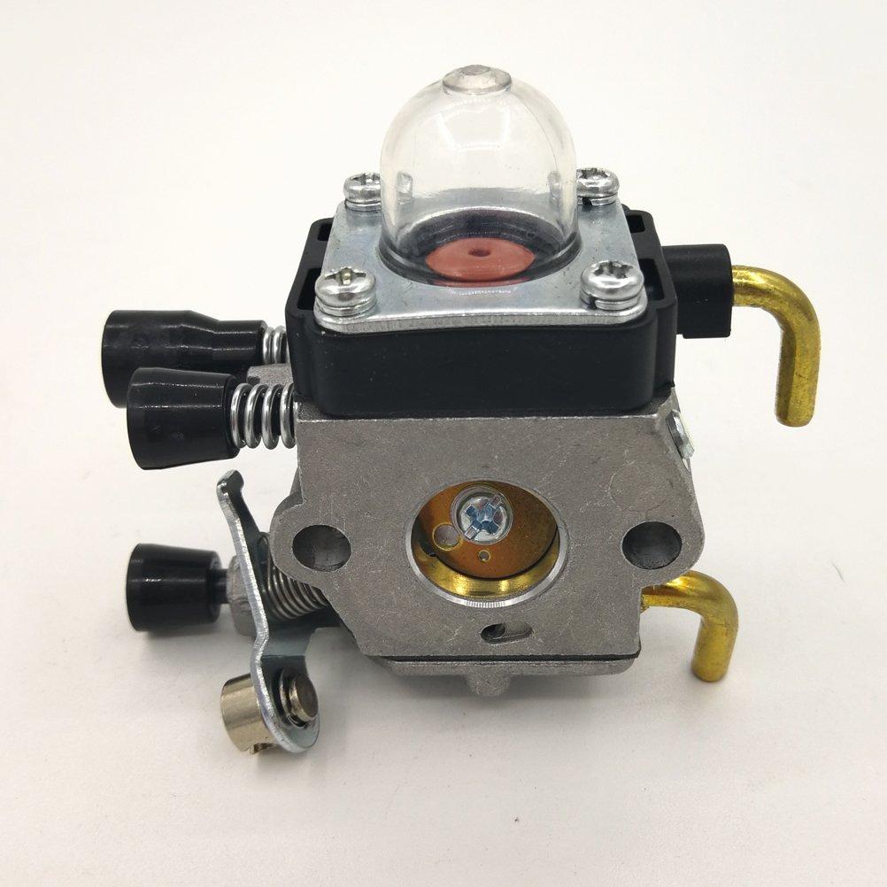 Shioshen Carburador de Stihl BG45 BG55 BG65 BG85 HS75 HS80 ...