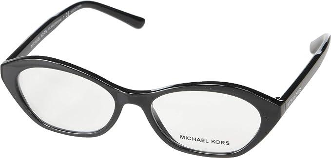 Amazon.com: anteojos michael kors MK 4051 3177 Negro: Clothing