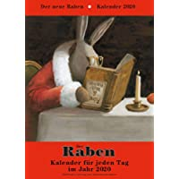 Der Raben-Kalender 2020: Rabenkalender2020