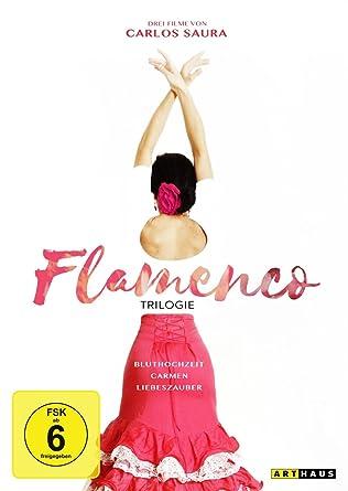 Amazon.com: Carlos Saura - Flamenco Trilogie: Movies & TV