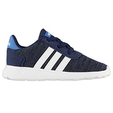 574e63c9052 adidas Baby Boys' Lite Racer Inf Fitness Shoes: Amazon.co.uk: Shoes ...
