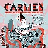 capa de Carmen. A Grande Pequena Notável