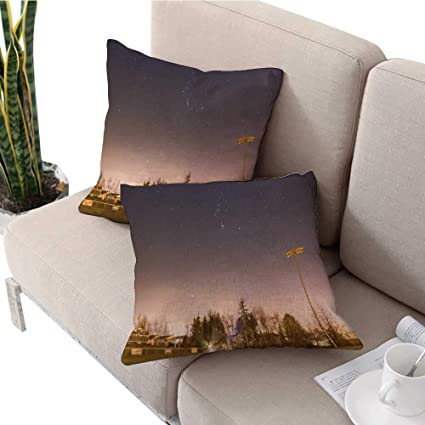 Amazon.com: longbuyer IKEA Pillow Covers Orion in a Starry ...