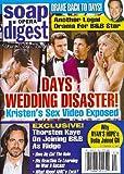 Eileen Davidson, Greg Vaughan, Days of Our Lives, Thorsten Kaye, Frank Valentini, Charitable Daytime Stars - November 11, 2013 Soap Opera Digest Magazine