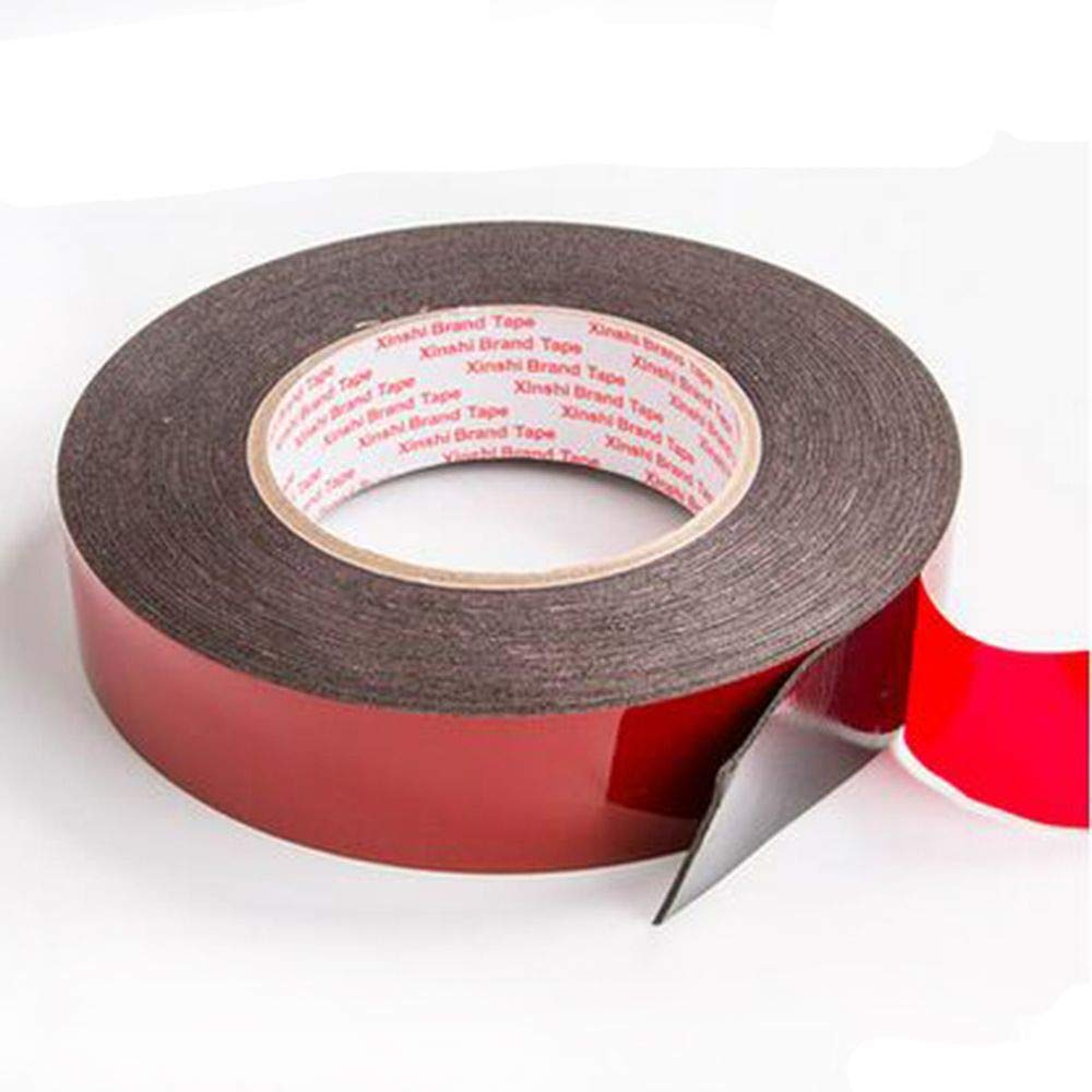 forone 1pc Vehicle Trim Truck Car Double Sided Foam Sticky Tape Adhesive Auto