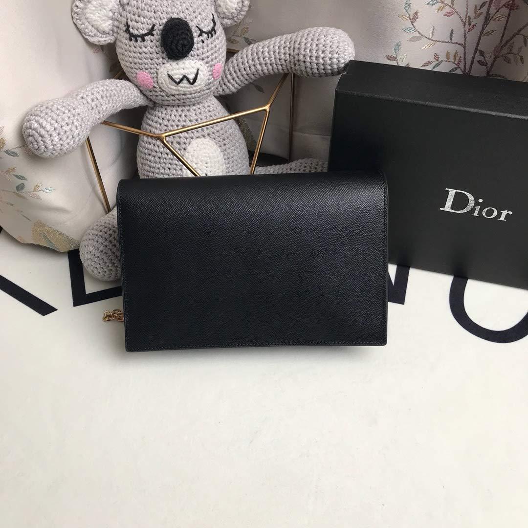 niewenbing Dior OBLIQUE - Bolso tipo cartera de piel con ...