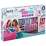 Alex Spa Super Mani Pedi Party Kit Girls Fashion Activity