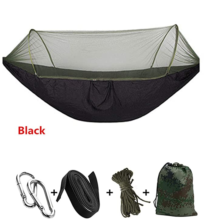 VILEAD Automatic unfolding Hammock with Mosquito Hiking