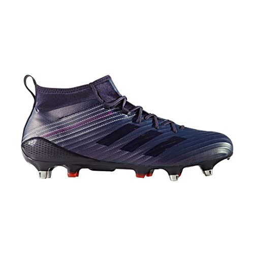 best website 67df9 b110d adidas Predator Flare SG, Scarpe da Rugby Uomo, Blu Tinnob Narres 000,