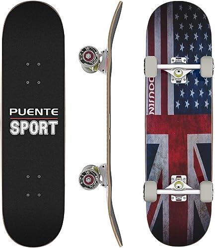PUENTE Complete Skateboard