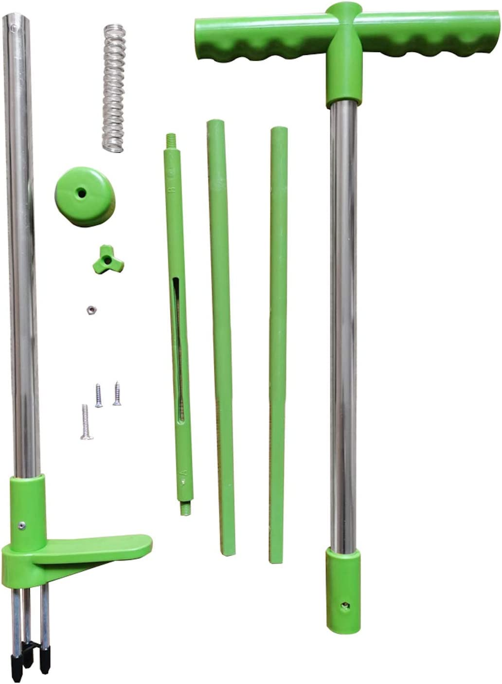 zanasta 2x Weed Remover Picker 100 cm Tool for garden lawn
