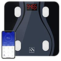 Deals on FITINDEX Smart Bluetooth Body Fat Scale