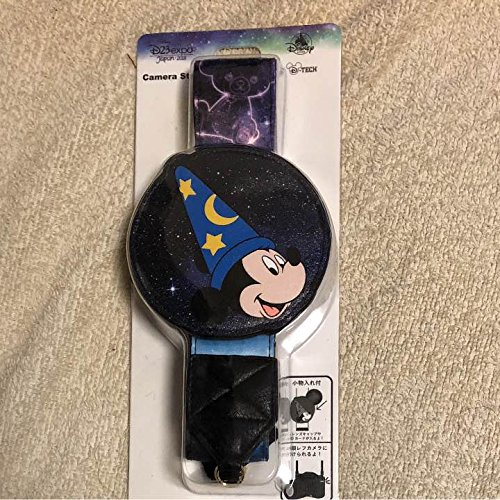 D23expo J2018 限定 ディズニー カメラストラップ