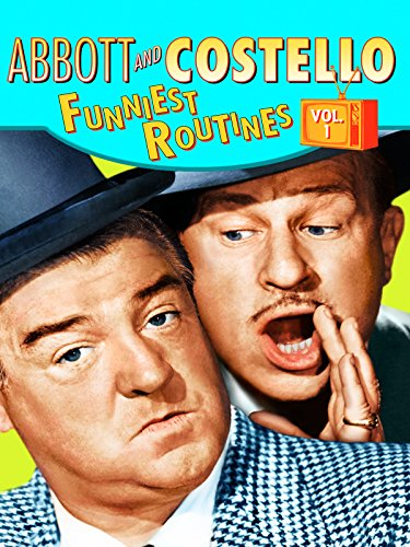 Bobby Cologne - Abbott & Costello: Funniest Routines Volume 1