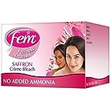 Fem Fairness Naturals Saffron Skin Bleach - 8g
