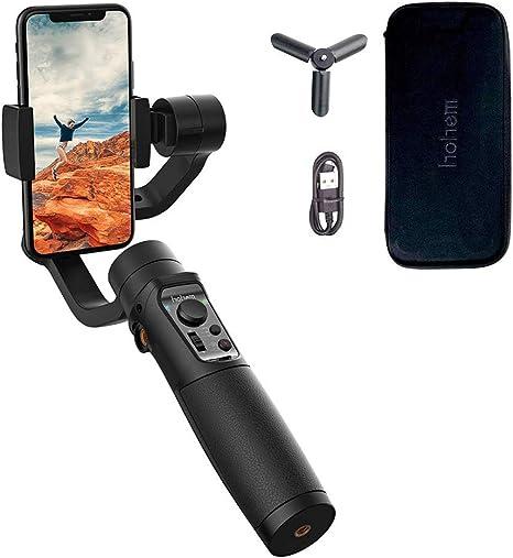 Hohem iSteady Mobile Plus 3 ejes Smartphone Gimbal, 280 g de carga ...