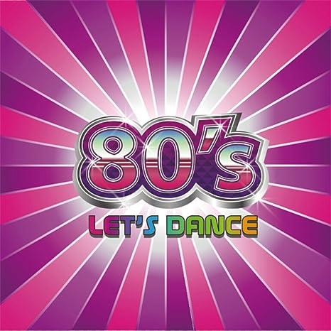 amazon com leowefowa 8x8ft 80 s backdrop let s dance hip hop theme