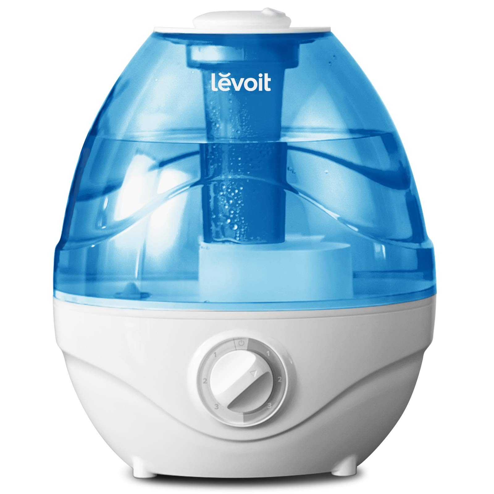 Levoit 2400ml Humidifiers For Bedroom Ultrasonic Cool Mist Humidifier For Baby Bpa Free 24 Working Hours Night Light Waterless Auto Off 24db Quiet Air Humidifier For Home Babyroom Living Room Buy Online In