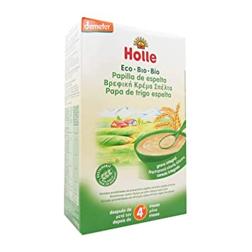 Amazon.com: Cal Valls Spelt Porridge Holle 250 GR: Beauty