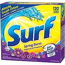 Sun Detergent Surf Powder Spring Burst, 156 oz