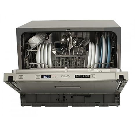 Flavia CI 55 Havana P5 • lavavajilla • vollintegrierter compacto ...