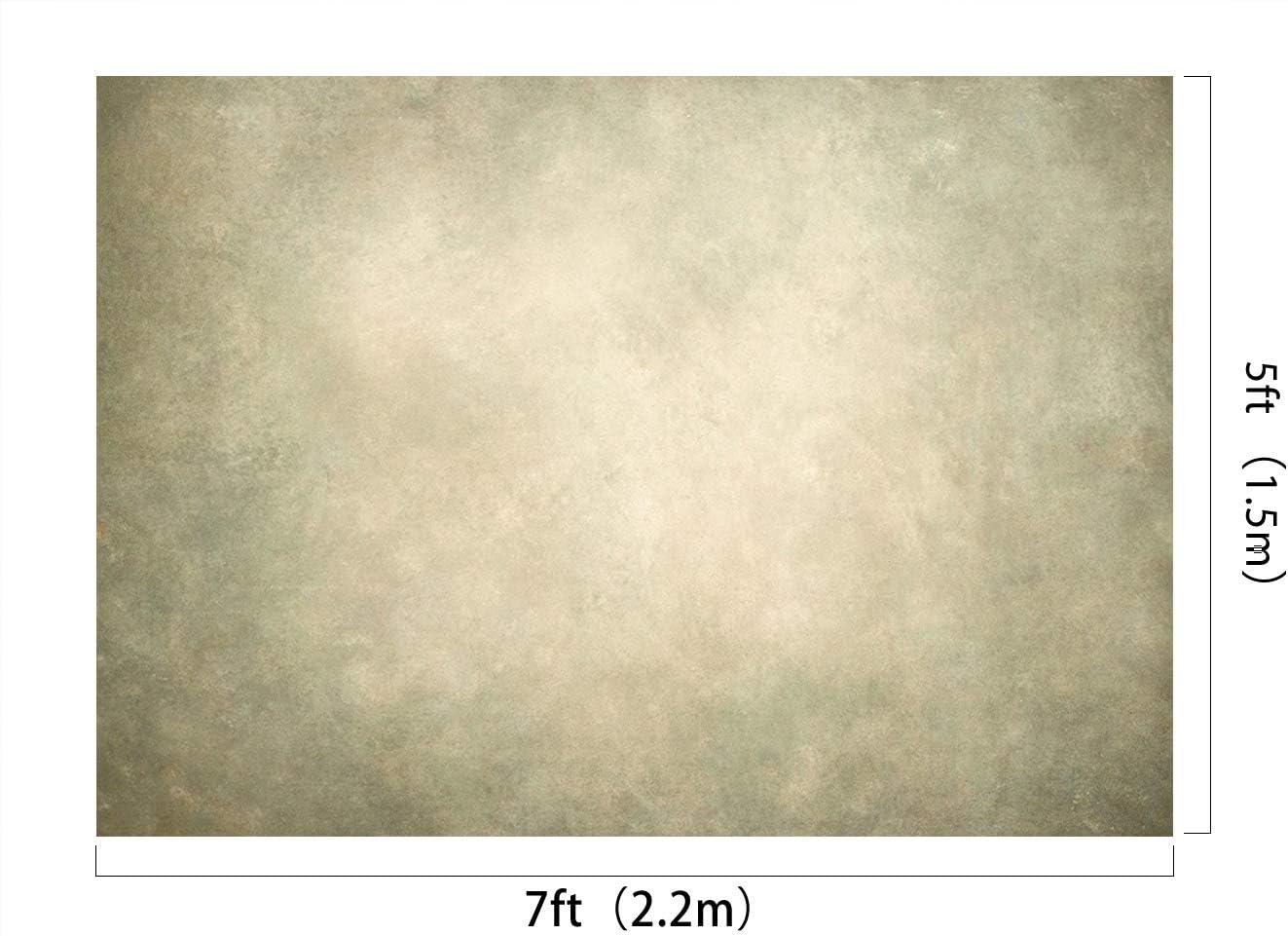 Beige Fondos Fotograf/ía Abstracta Tel/ón de Fondo Fotograf/ía Telones de Fondo Fotograf/ía de Microfibra Estudio Marfil Blanco Retrato Fondo Fotografia Kate 7/×5ft 2.2/×1.5m