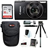 Canon PowerShot ELPH 360 HS Digital Camera w/ 16GB SD Card & Accessory Bundle Review