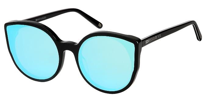 Gafas de sol polarizadas mujer, diseño actual ojos de gato ...