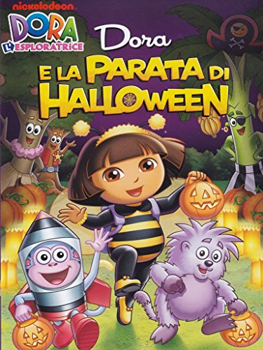 dora l'esploratrice - la festa di halloween dvd Italian Import -