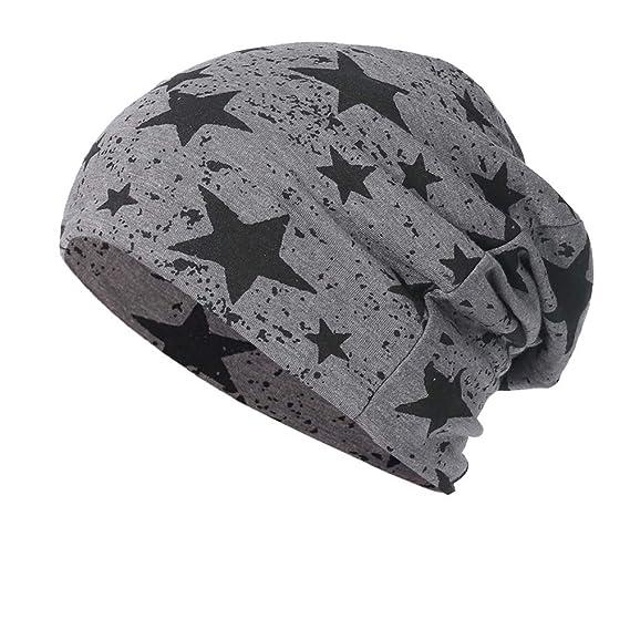 Mirray Herren Damen Streifen Mütze Warm Häkeln Winter Stricken Ski